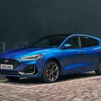 2022 Ford Focus