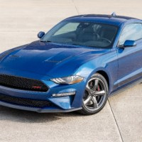 2022 Ford Mustang GT California Special
