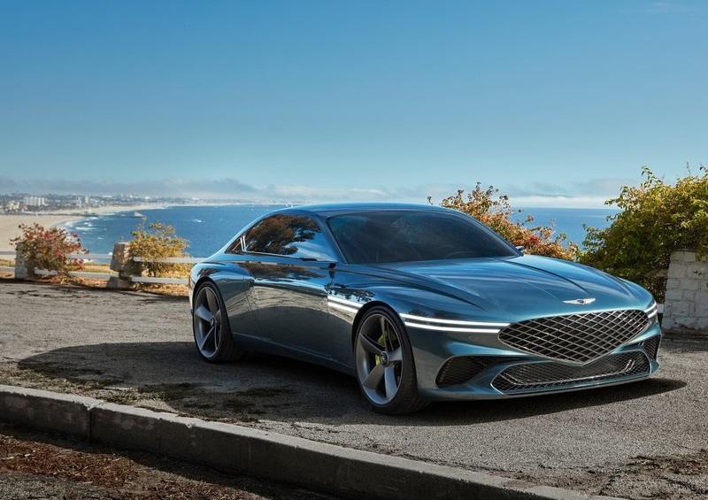 2022 Genesis X Concept