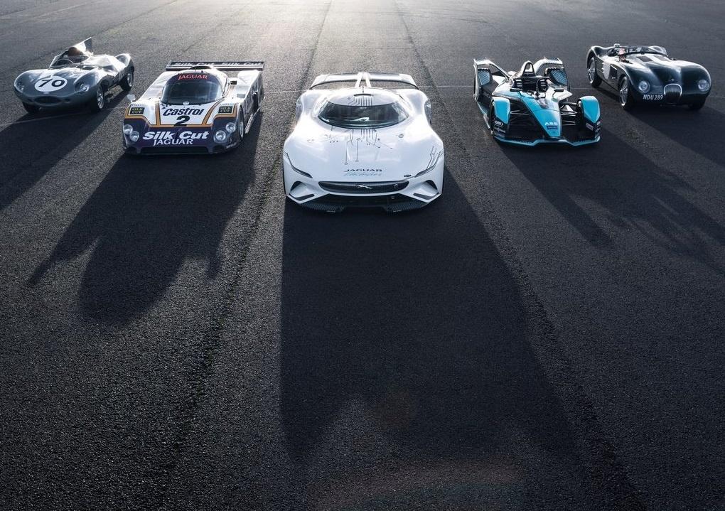 2022 Jaguar Vision Gran Turismo SV Concept
