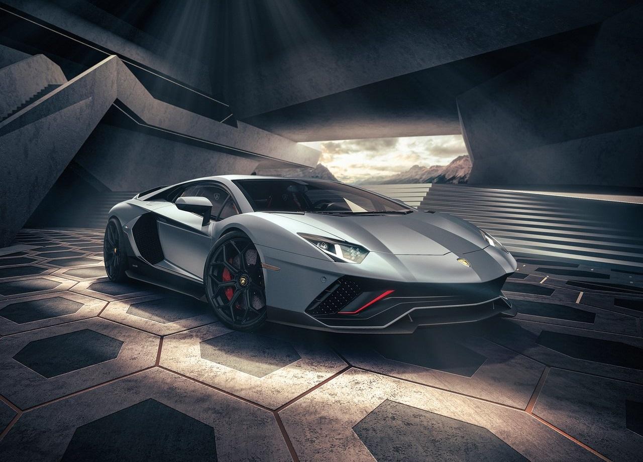 2022 Lamborghini Aventador LP780-4 Ultimae