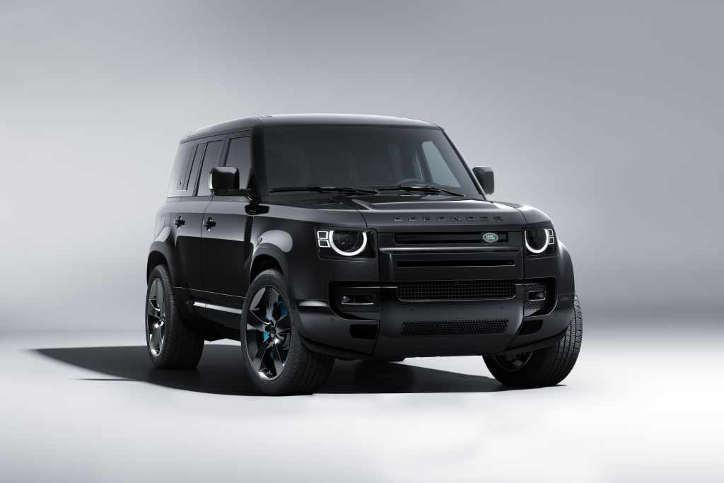 2022 Land Rover Defender V8 Bond Edition