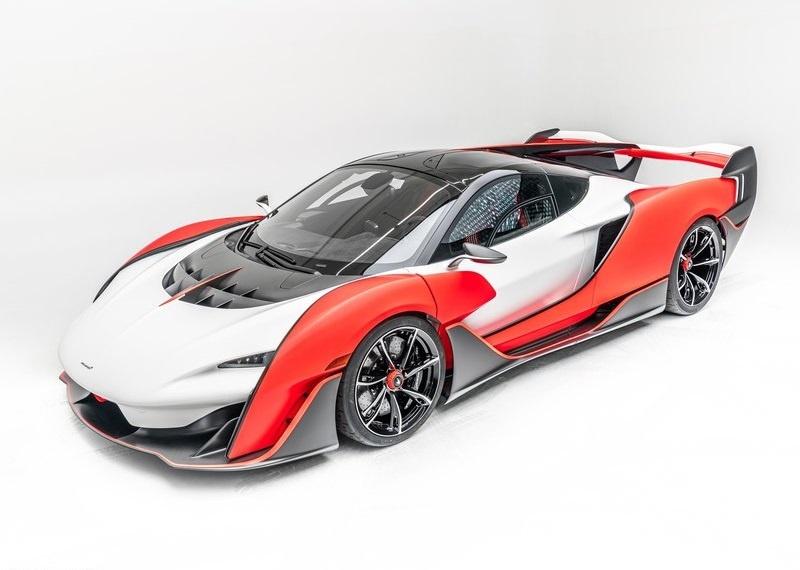 2022 McLaren Sabre by MSO