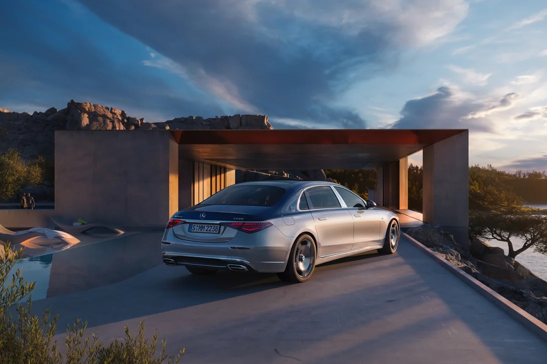 2022 Mercedes-Maybach Edition 100