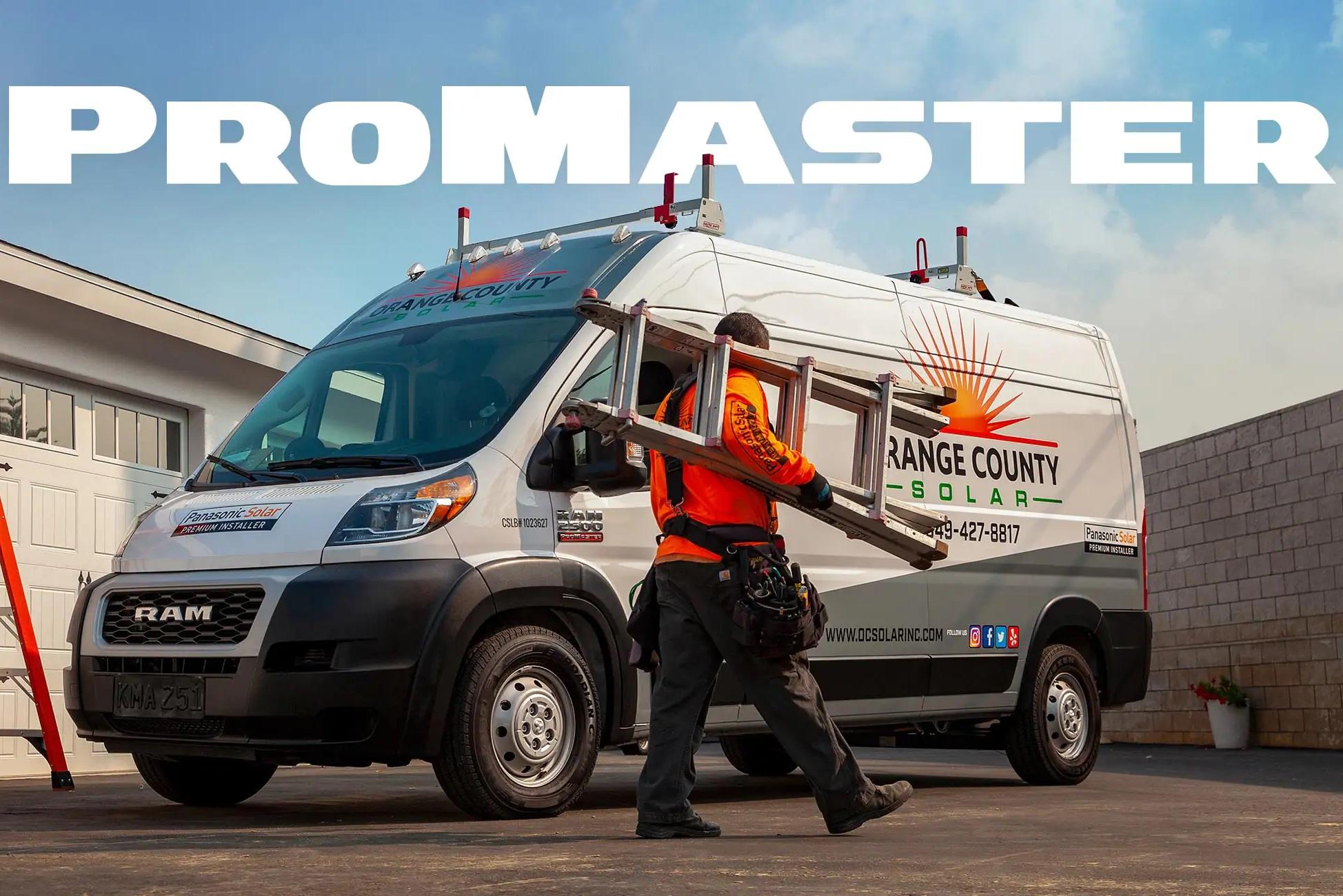 2022 Ram ProMaster