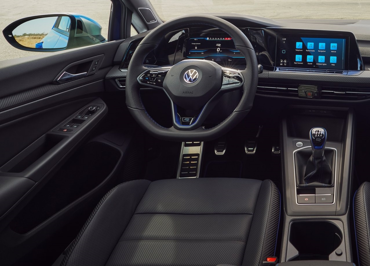 2022 Volkswagen Golf R