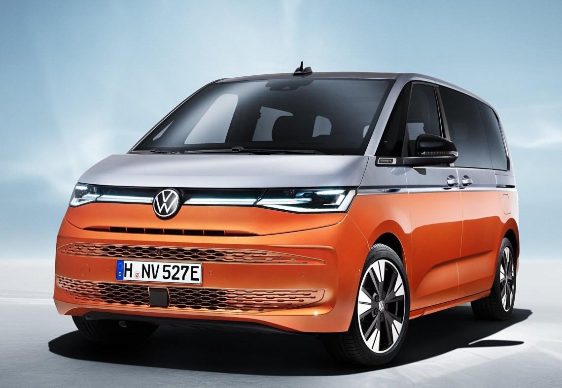 2022 Volkswagen Multivan