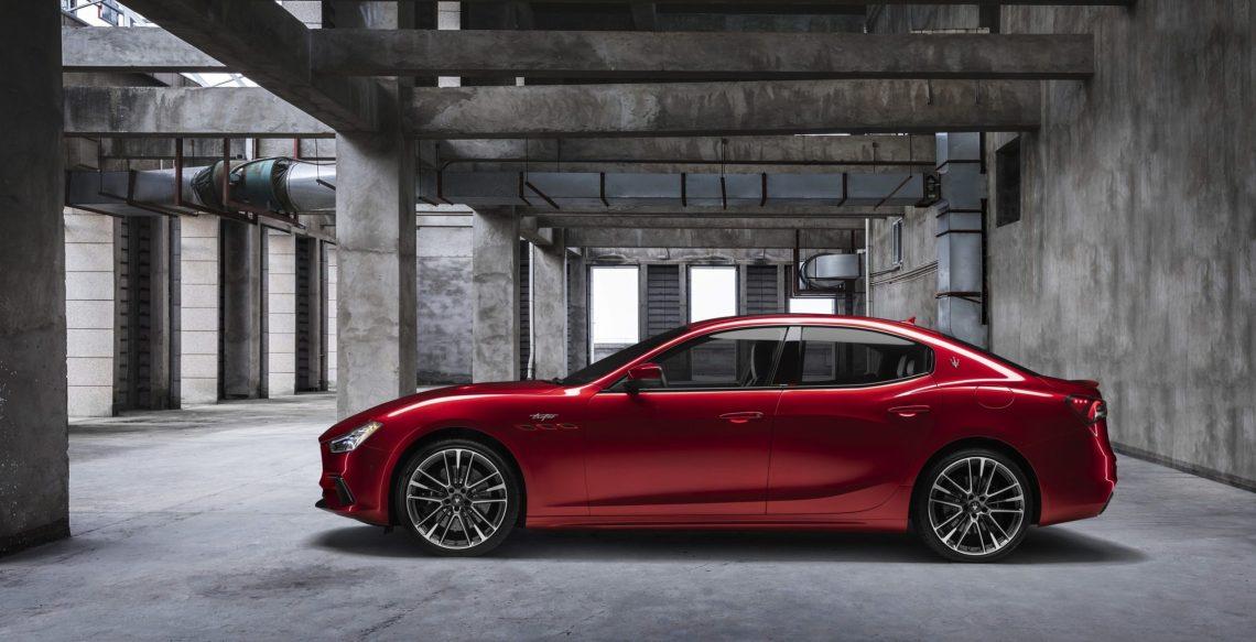 New Maserati Quattroporte GT Model Year 22