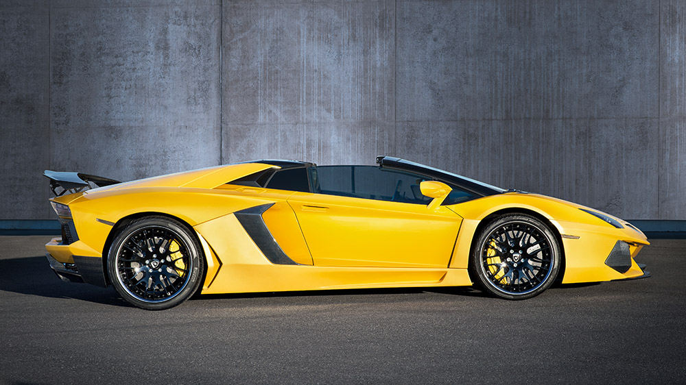 2022 Lamborghini Aventador Roadster Hamann Motorsport