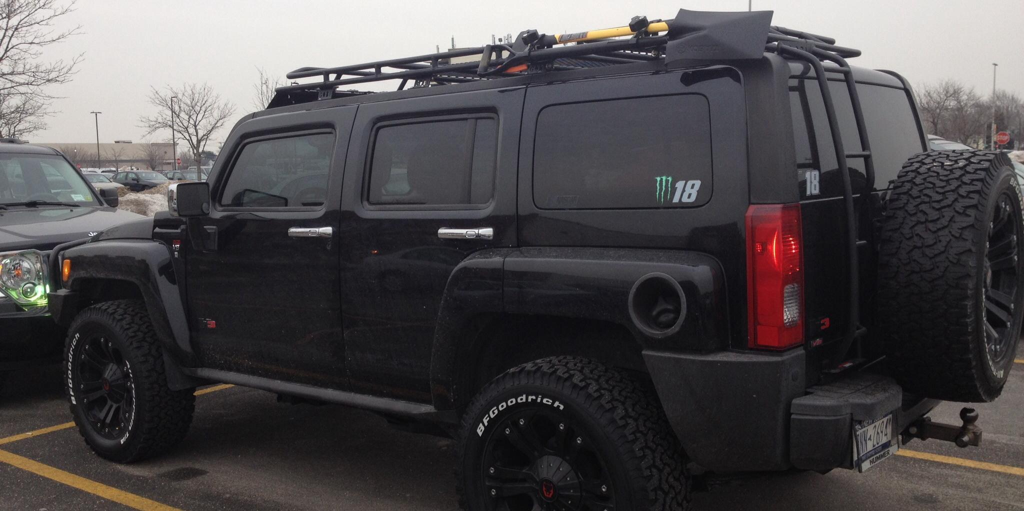 zeus2000 2008 Hummer H3Alpha Specs s Modification Info at
