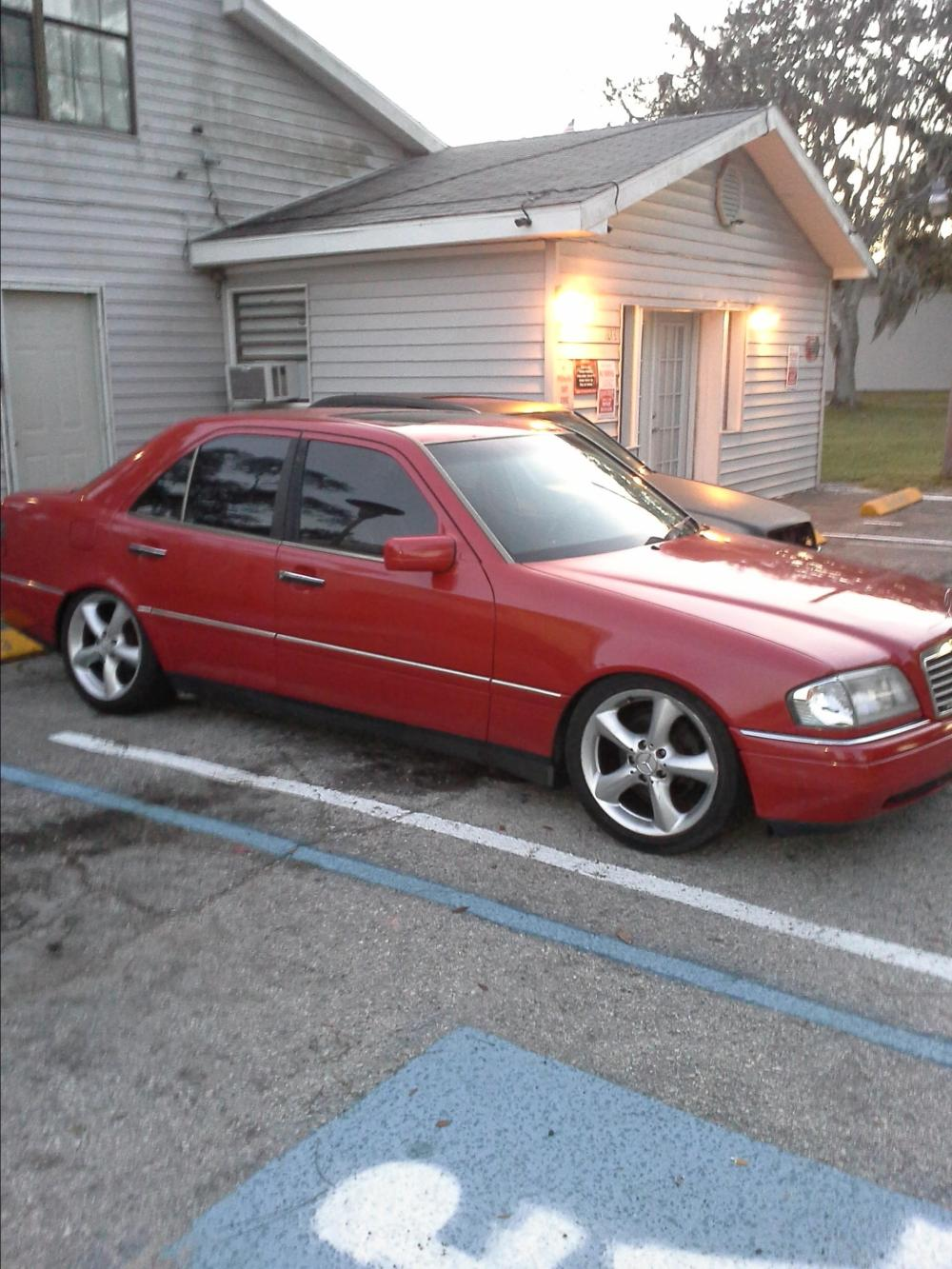 medium resolution of nutt n nice 1994 mercedes benz c class