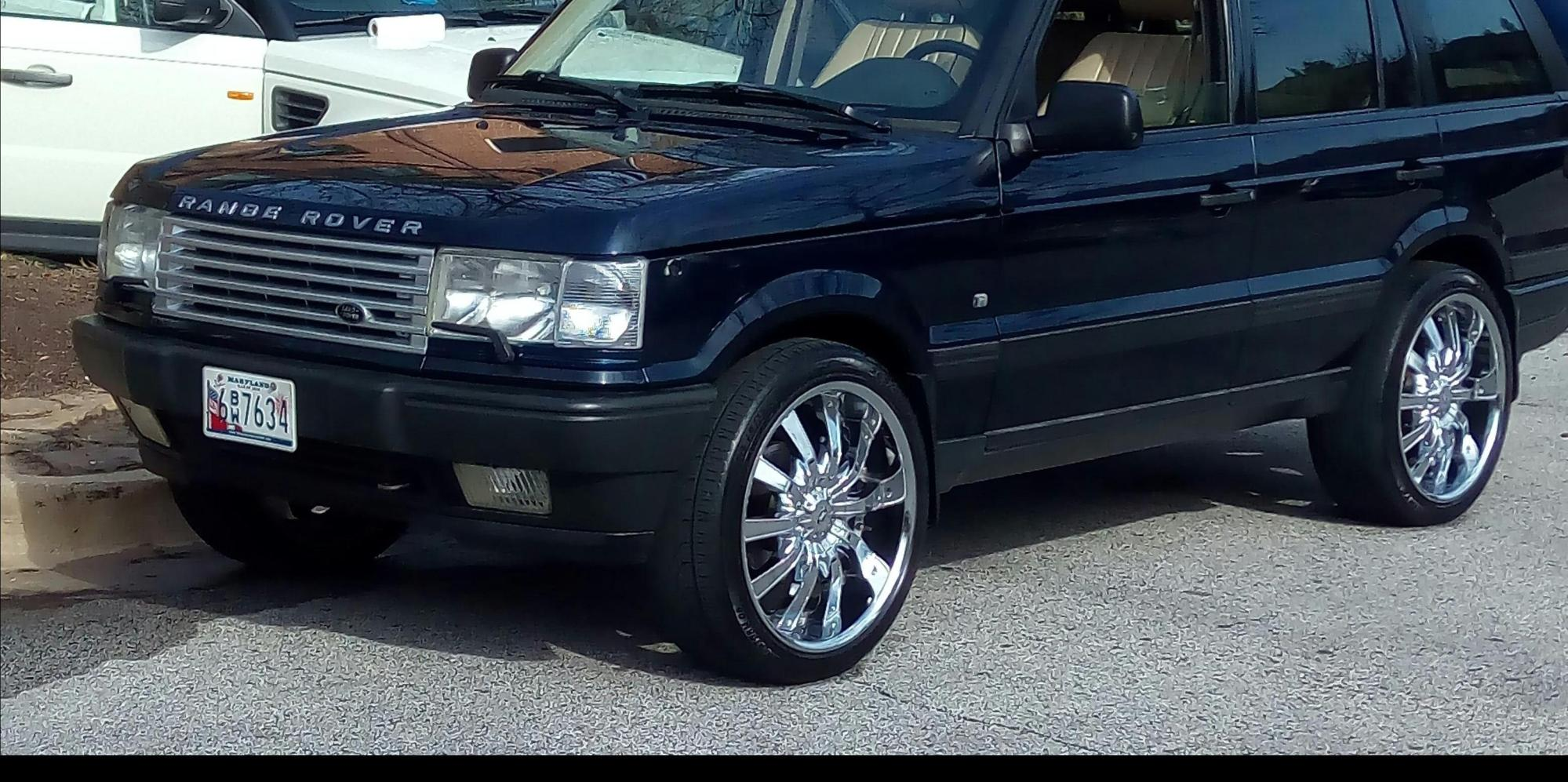hight resolution of the aquarian king 1999 land rover range rover