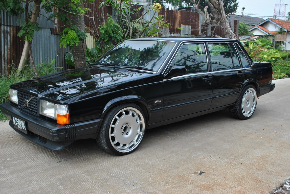 hight resolution of marfrielliano 1989 volvo 740