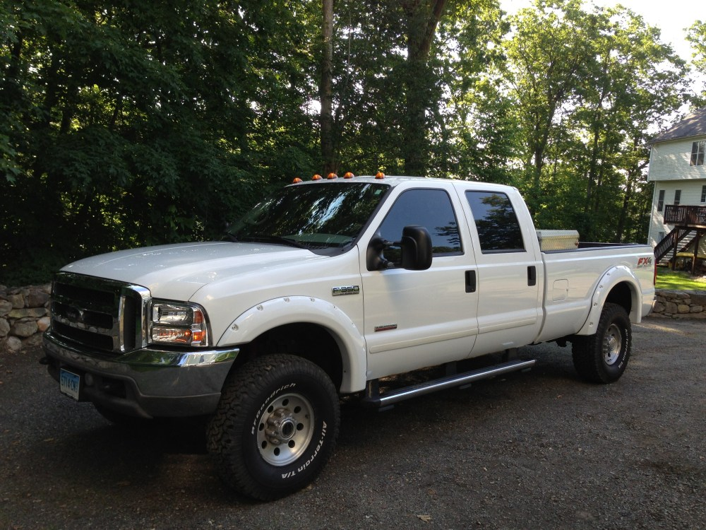 medium resolution of purely pmd s 2000 ford f350 super duty crew cab