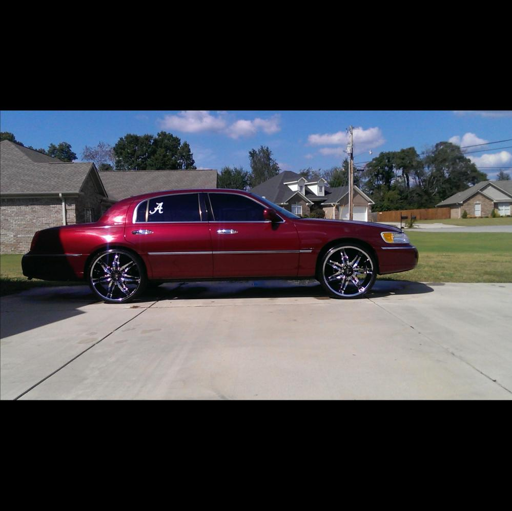 medium resolution of bamamike 1999 lincoln town car