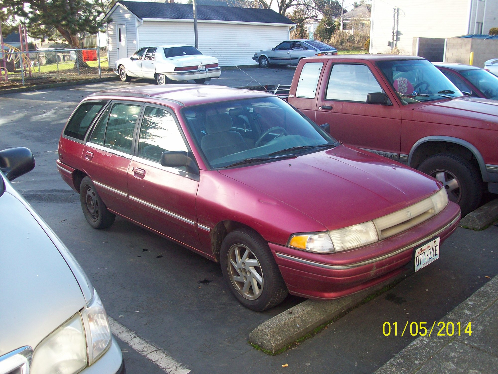 hight resolution of poorboy 616 1995 mercury tracer