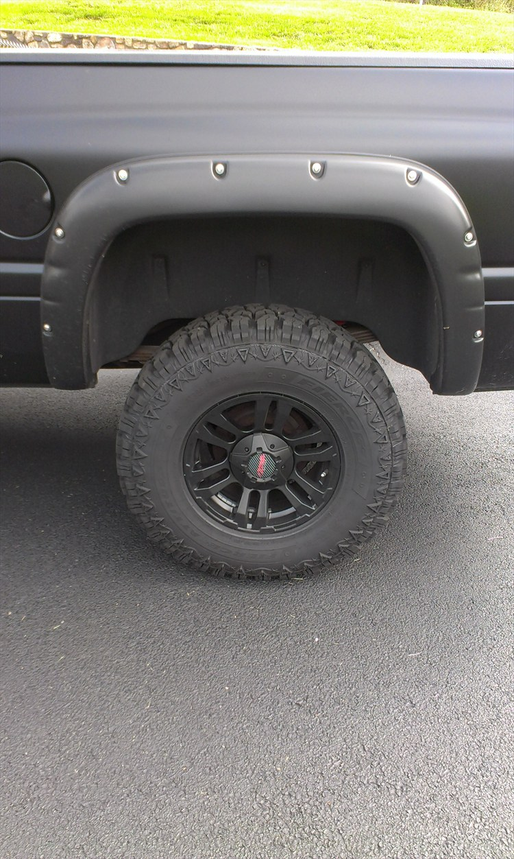 1998 Dodge Ram 1500 Rims : dodge, Blackoutdodge24's, Profile, Roanoke,, CarDomain.com