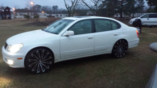 small resolution of lexus gs300 22inch rims 19040095