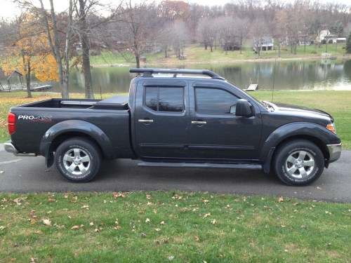 small resolution of  tundraman10 2011 nissan frontier crew cab