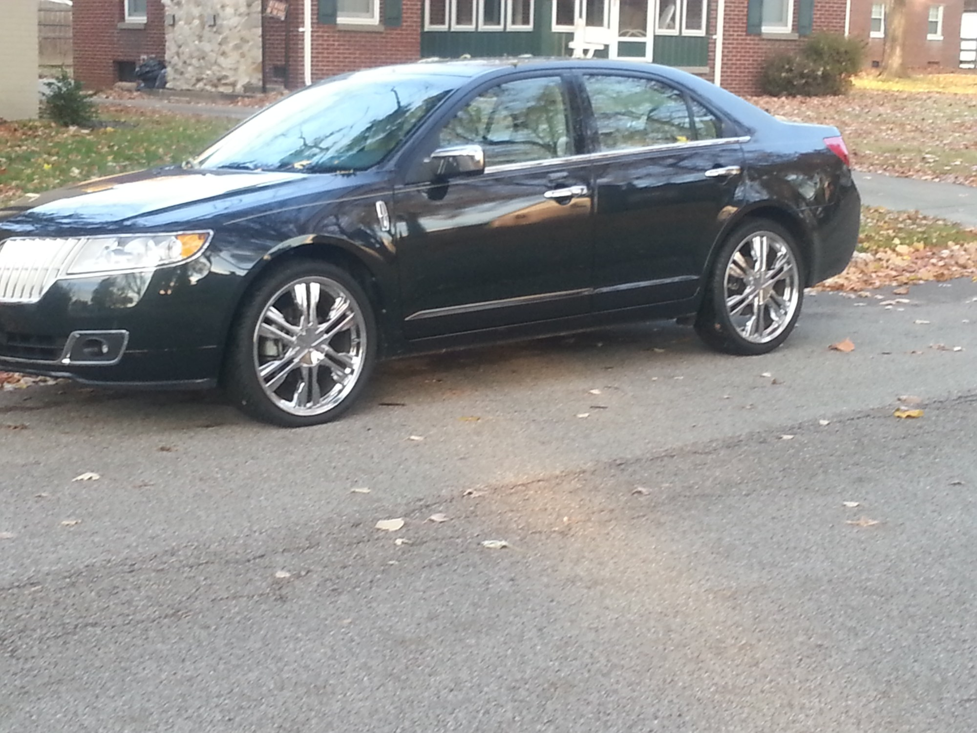 hight resolution of 2010 lincoln mkz