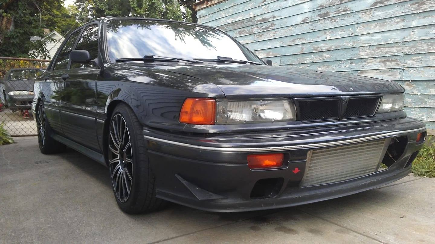 hight resolution of boostedscriefas 1992 mitsubishi galant 19193680
