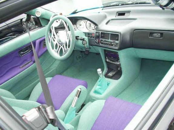 MidnightBlueGs 1991 Acura Integra Specs Photos