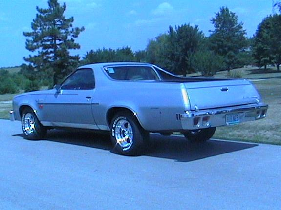 Asher11 s 1976 chevrolet el camino in raymore mo