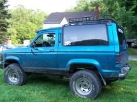 1989 Ford bronco roof rack