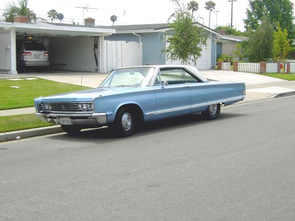BlueAngel66 1966 Chrysler Newport Specs Photos