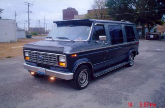 1988 Ford E150 Van Wiring Diagram