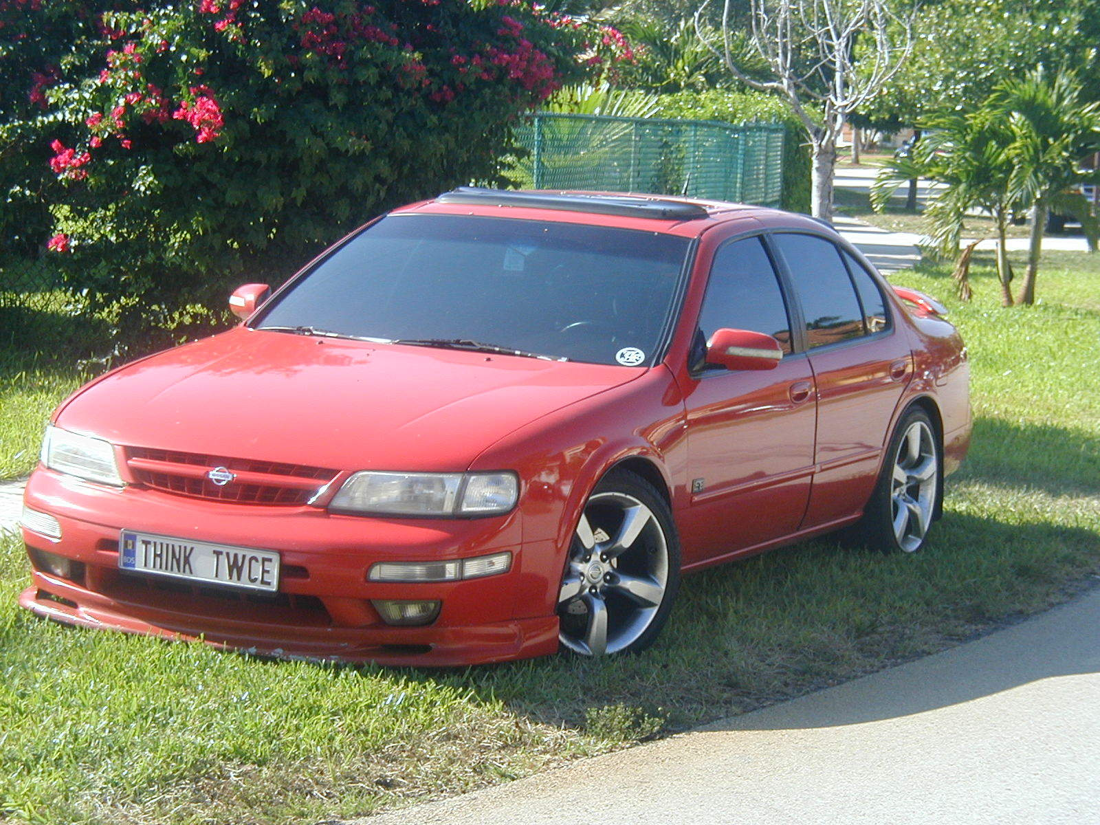 hight resolution of  sharpemax 1999 nissan maxima 8073980099 original