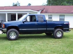 backwoodsbentley 1995 GMC Sierra 1500 Regular Cab Specs