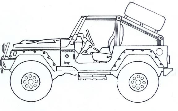 HighrollinTJ's 2002 Jeep TJ Page 8 in Wake Forest, NC