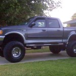 Badmofopathy 2002 Ford F150 Supercrew Cabshort Bed 4d S Photo Gallery At Cardomain