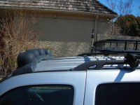 LOST JEEPS  View topic - Rage Black Widow Roof Basket