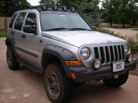 Roof Racks/Cargo Carriers - Page 2 - Jeep Liberty Forum ...
