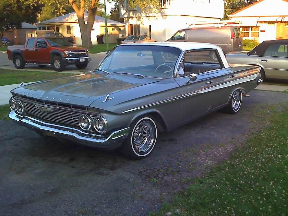 medium resolution of 60 and 61 impala bel air chevrolet cadillac buick and gmc car forums page 2 city data forum