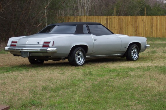 Specifications Grand 1973 Prix Pontiac