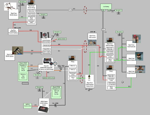 Msd Rpm Switch Wiring Diagram 1bad Mach1 2004 Ford Mustang Specs Photos Modification