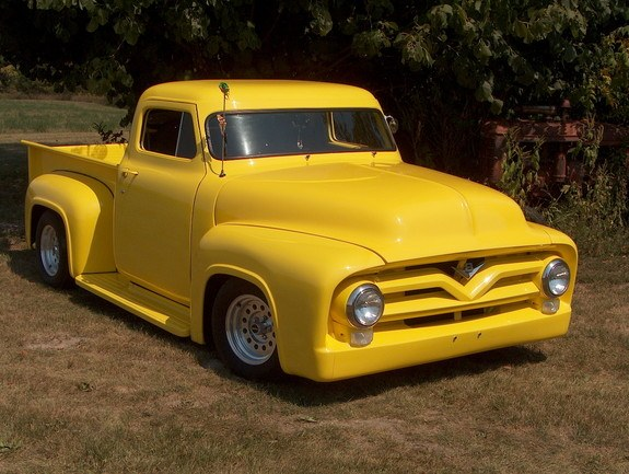 1955 Ford F 150 Parts