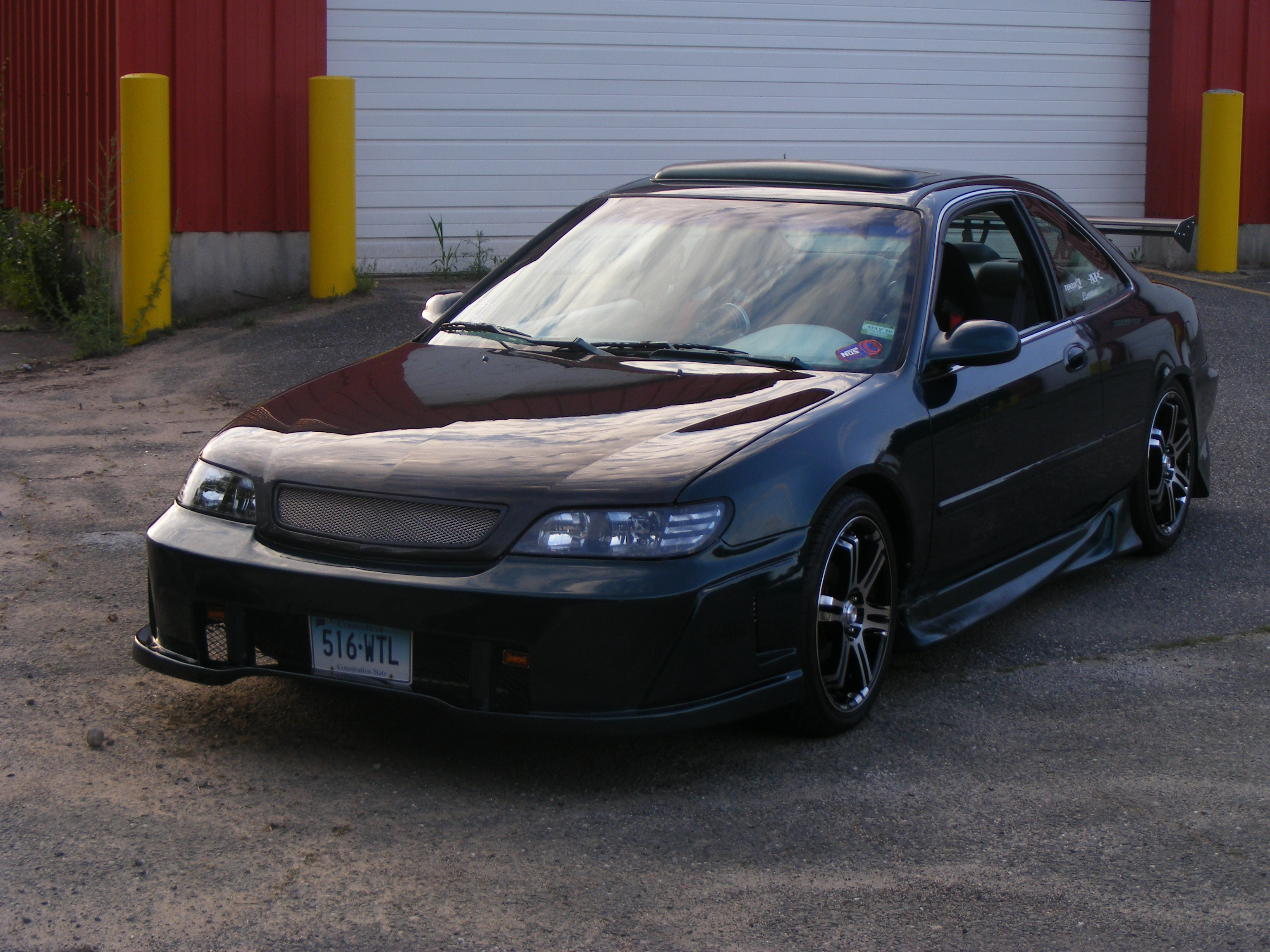 medium resolution of customclrider s 1997 acura cl