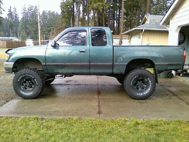 1997 Toyota T100 Lifted
