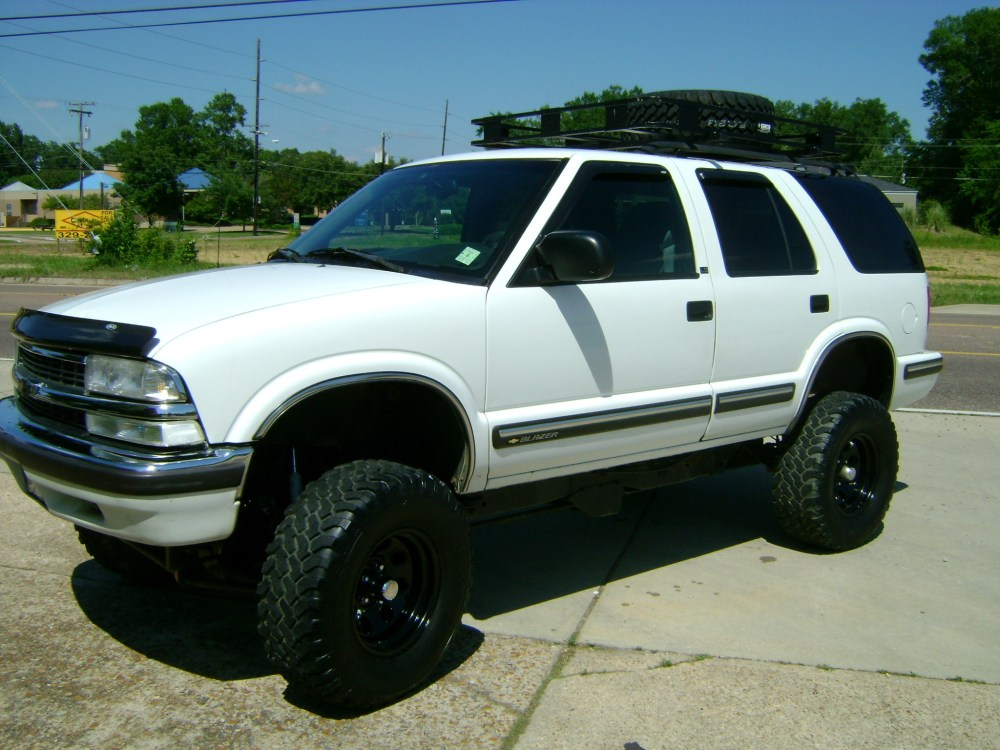medium resolution of  beavis owen 1999 chevrolet blazer 24173880093 original