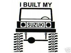 vin_akleh 1982 Suzuki Samurai Specs, Photos, Modification