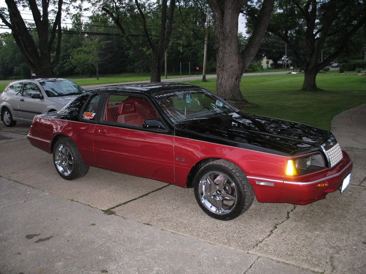 84tbirdturbo42 s 1984 ford thunderbird in angola ny