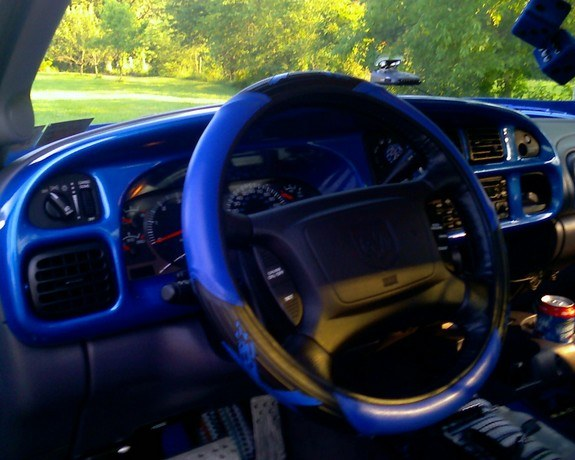 custom 2001 dodge ram interior. Black Bedroom Furniture Sets. Home Design Ideas
