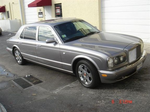 Cardomain Customized Bentley Arnage