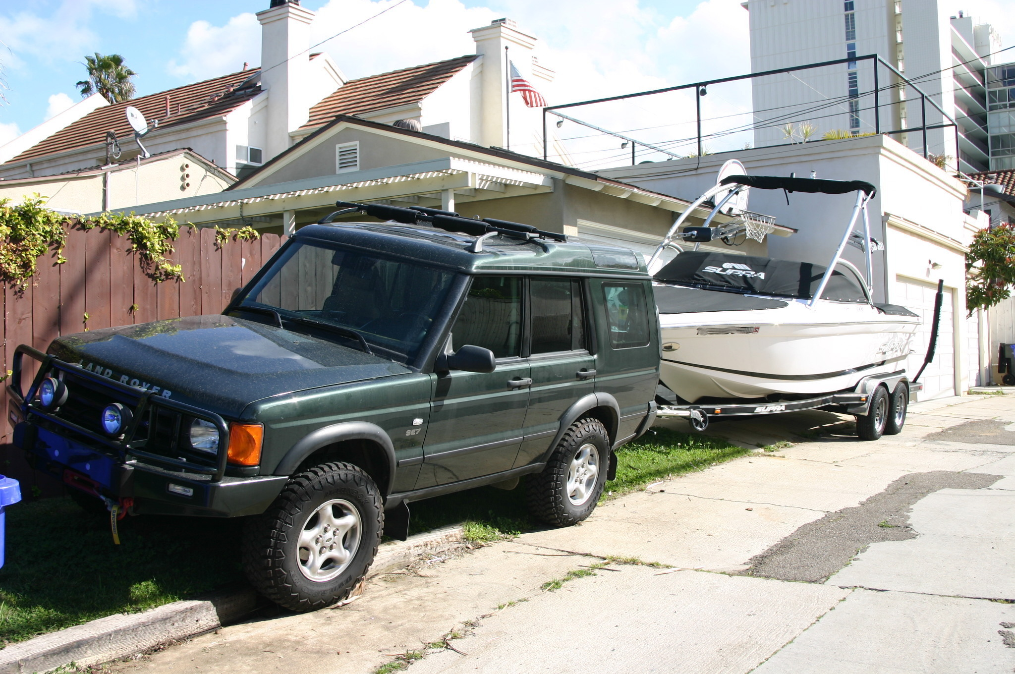 csdinc 2001 Land Rover Discovery Specs s Modification Info