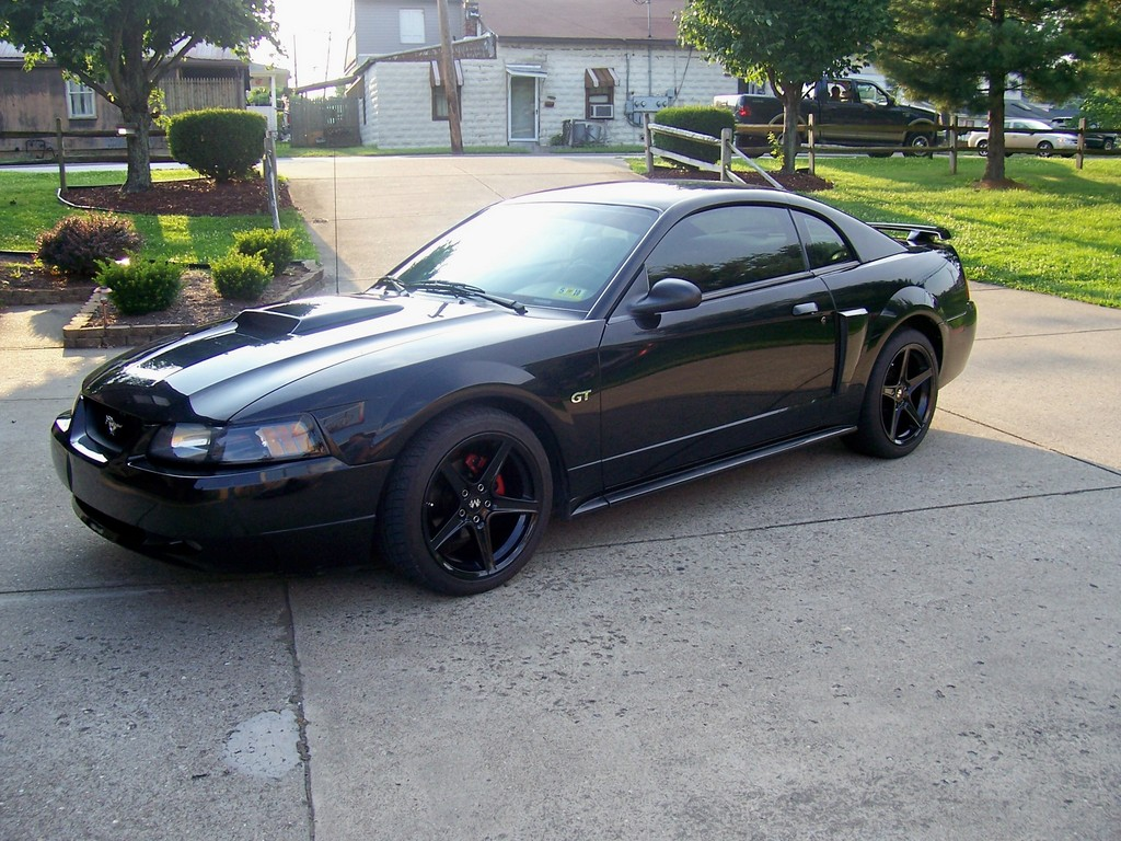 Stove500 2001 Ford Mustang Specs Photos Modification