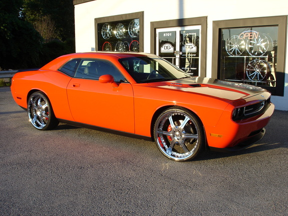 DG Motoring 2008 Dodge Challenger Specs Photos
